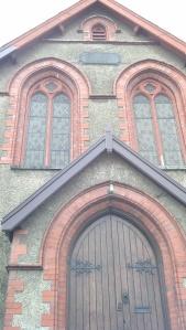 Machynlleth's church