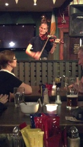 Best violin solo I have ever seen.