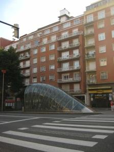 metro entrance