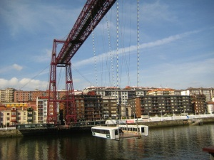 Bridge to Portugalete