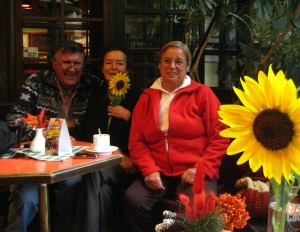 Some of the nicest Slovenian people. I know because I wasn't even looking for a place to stay.