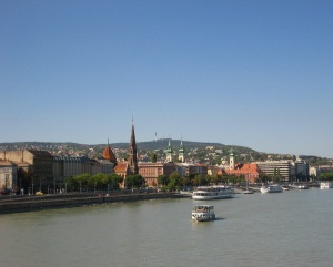 The Danube and Pest