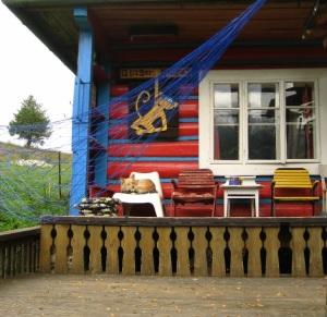 The Ginger Monkey hostel