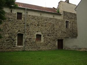 Original town walls
