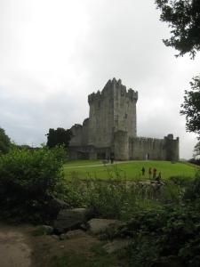 Quintissential photo of Ross Castle.