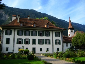 Interlaken Castle