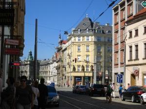 Back in Olomouc