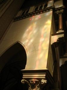Inside St. Wenceslas
