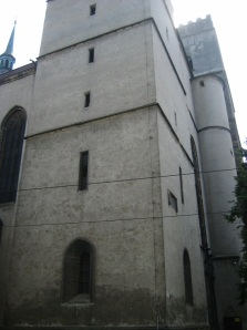 Olomouc's oldest church, again