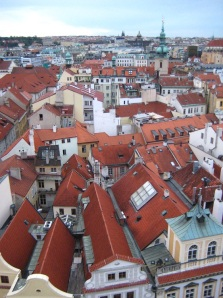 A slice of Prague
