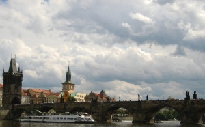 Karluv Most, aka Charles Bridge
