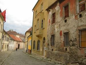 My favorite street in Bratislava