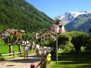 modern Switzerland